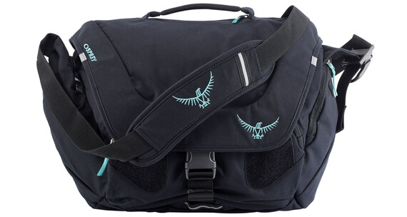 Osprey Flap Jill Courier Bag Women black